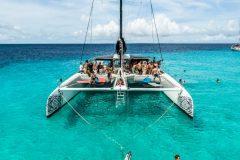 Catamaran-BlueFinn-front